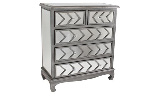 Davenport Mirrored Chest