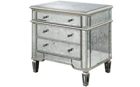 Florentine 3 Drawer Chest