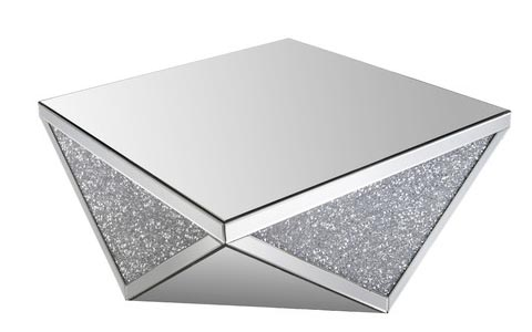 Modern Mirrored Coffee Table