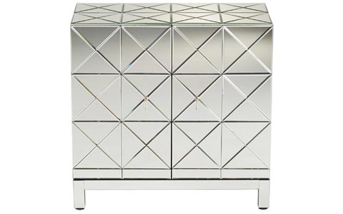 Adonis mirrored cabinet
