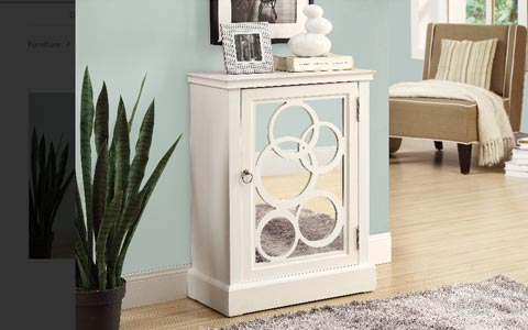 Bombay mirrored cabinet