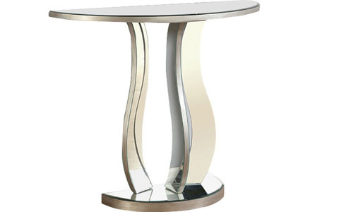 Chic console table
