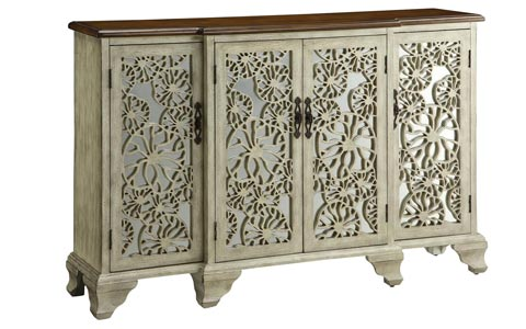 Hawthorne mirrored sideboard