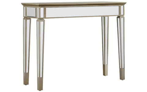 Margate mirrored console table