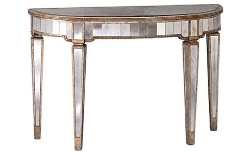 Marrieta mirrored console