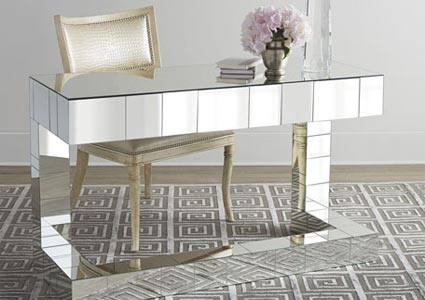 Completely new Mirrored Desk FP76