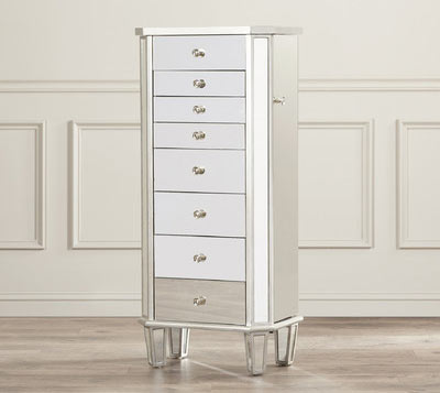 Rothwell mirrored armoire