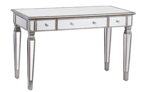 Wendi mirrored desk